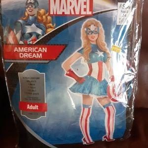 Ladies marvel costume